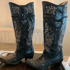 Shoes - SOLD ‼️Cowboy boots